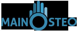 Logo Mainosteo - Praxis für Osteopathie in Frankfurt Höchst